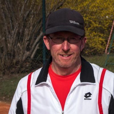 German Becker_Jugendtrainer_ SV Kaufungen 07 Tennis