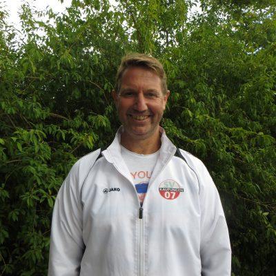 Thomas Dönges SV Kaufungen 07 Sportwart